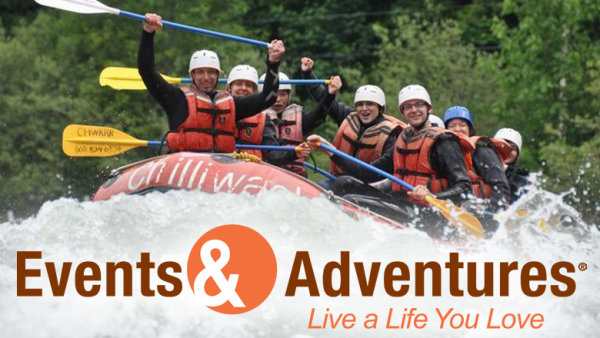 None - Win A 3-Month Membership To Events & Adventures!