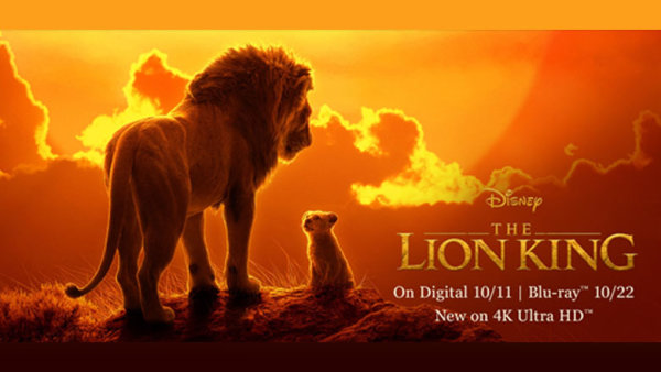 None - Enter For A Chance To Win Lion King Digital Download!