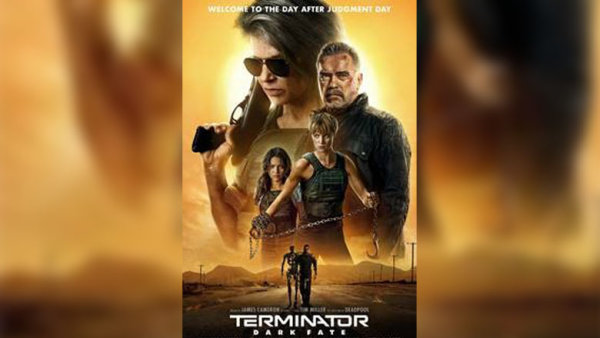 None - Get Passes To An Advanced Screening Of Terminator: Dark Fate