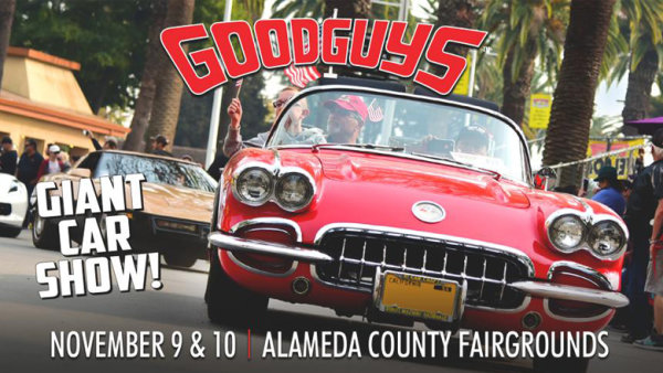 None - Enter To Win Tickets To ​The Goodguys 30th Autumn Get-Together!