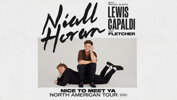 None - Win Tickets To See Niall Horan At SAP Center!
