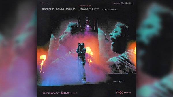 None - Win Tickets To See Post Malone At Chase Center in 2020!