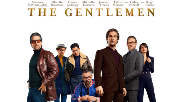 None - Get Your Free Passes To See The Gentlemen!