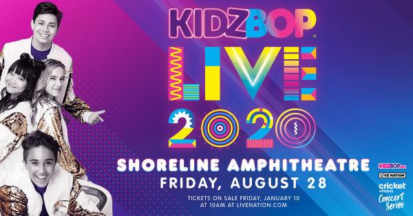 None - Win Tickets To Kidz Bop Live!