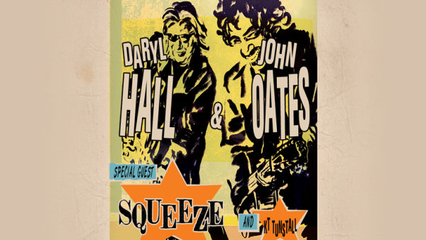 None - Win Tickets To See Daryl Hall & John Oates!