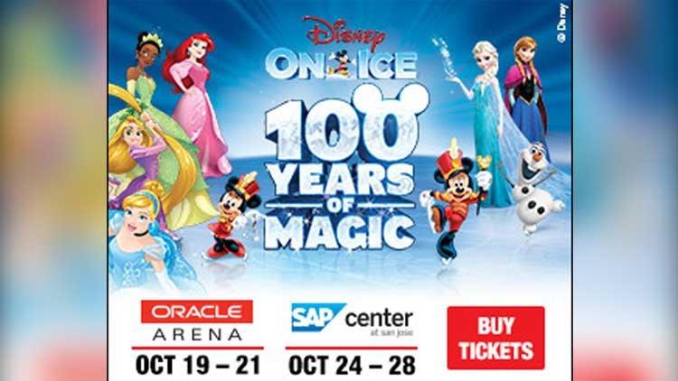 Disney on ice celebrates 100 years of magic 981 the breeze disney on ice celebrates 100 years of magic m4hsunfo