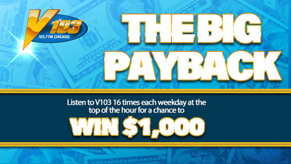 None - Listen to Win $1,000 Every Hour With The Big Payback