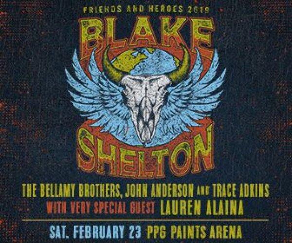 None - Blake Shelton Tickets!