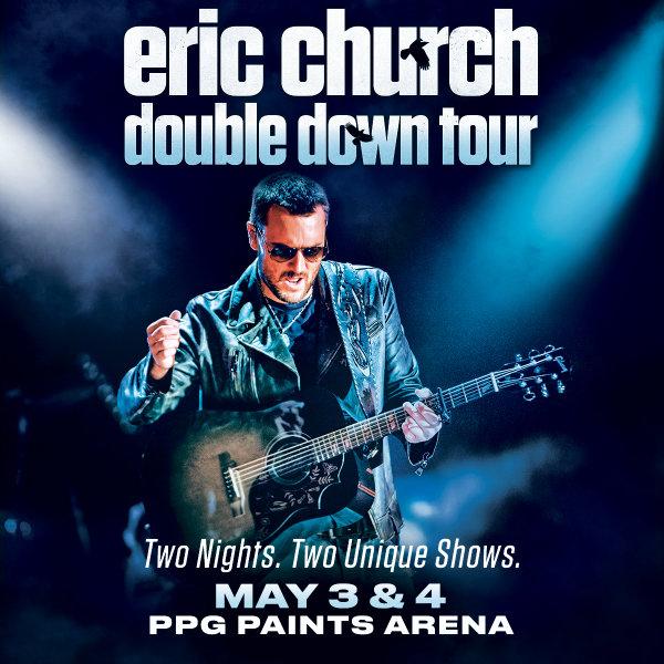 None - Eric Church tickets!
