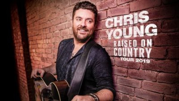 None - Chris Young tickets!