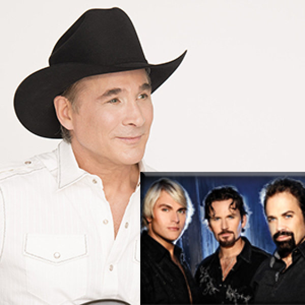 None - Win Tickets to Clint Black at Norsk Hostfest!
