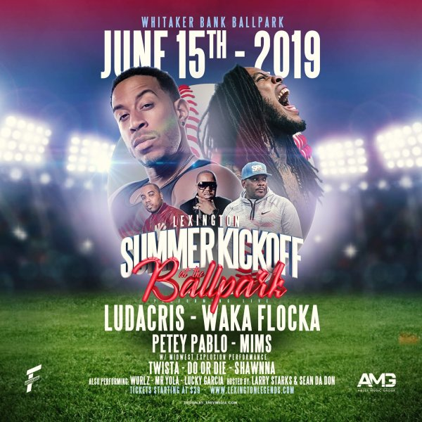 None - Win Tickets to the Lexington Summer Kickoff!