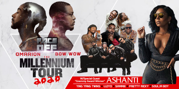 image for Win Tickets to the Millennium Tour!