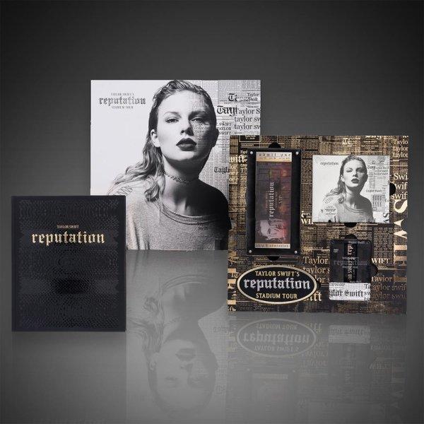 None -  Win a Taylor Swift Reputation VIP Tour Gift Box