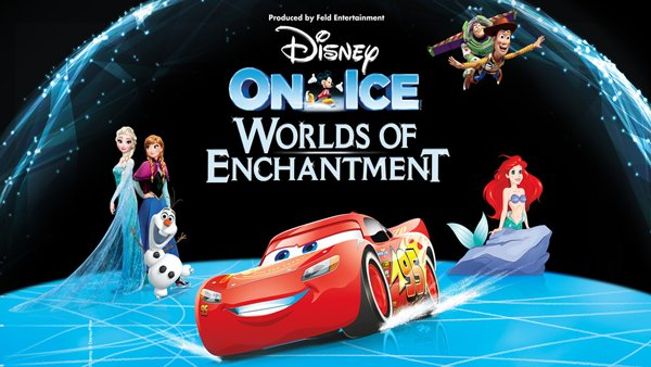 None -  Win Tickets to Disney On Ice Worlds of Enchantment!