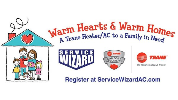 None - Service Wizard Warm Hearts - Nominate Someone To Win A New HVAC!