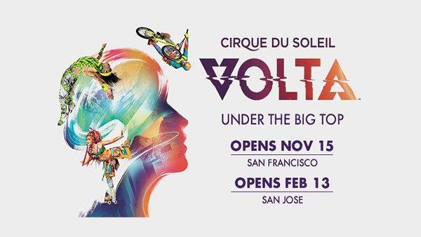 None - Cirque Du Soleil VOLTA!