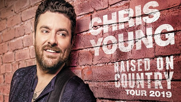 None - Chris Young With Chris Janson and Jimmie Allen!