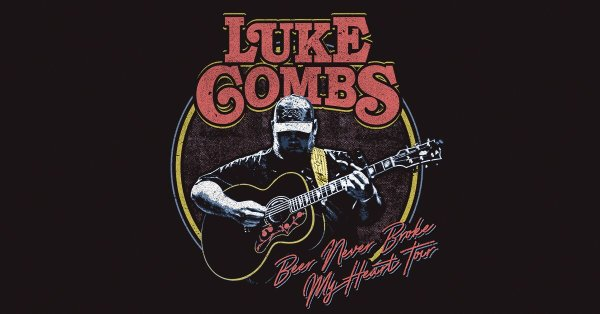 None - Luke Combs Live At SAP Center!