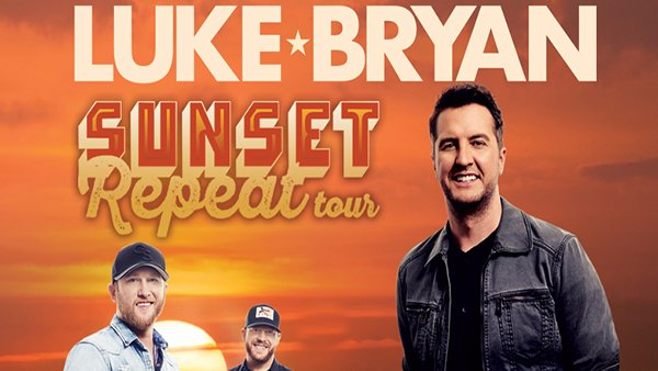 None - Luke Bryan at Shoreline Amphitheatre!