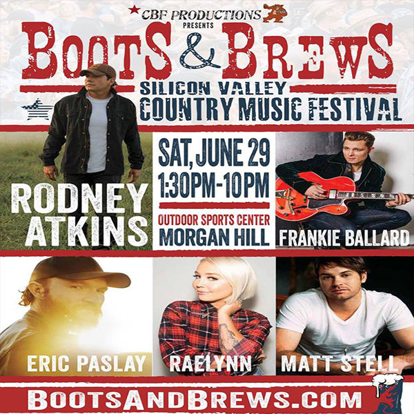 None -  BOOTS & BREWS!