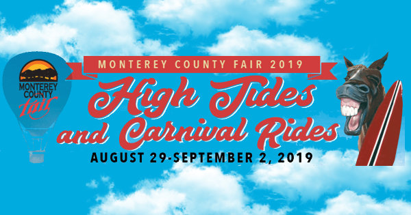 None - Win Your Monterey County Fair Tickets!