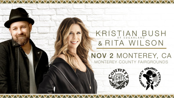 None - Country Nights: Kristian Bush & Rita Wilson!