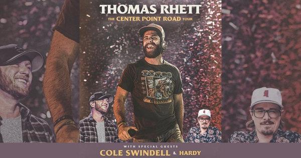 None - Thomas Rhett & Cole Swindell!