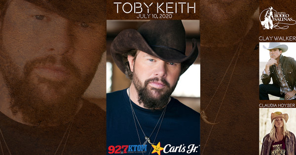 None - Toby Keith at the Salinas Sports Complex