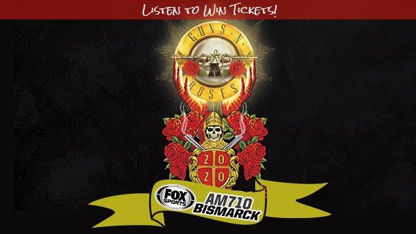image for Guns N' Roses 2020 Tour!
