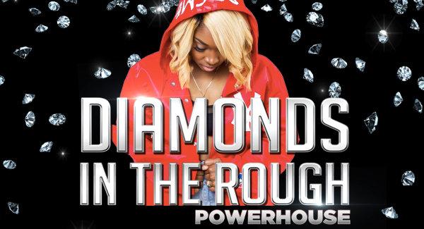 DIAMONDS IN THE ROUGH 2018!