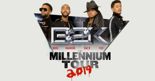 None - Win Tix to The Millennium Tour with B2K & More!