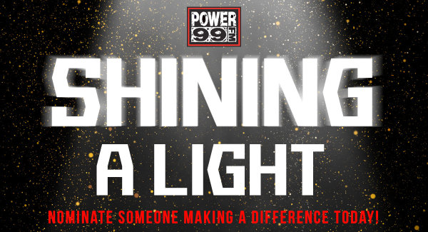None - Power 99 Shining A Light