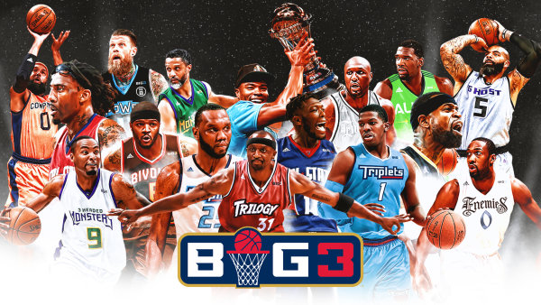 None - The Big3 Returns To Philly!