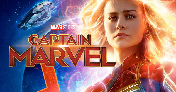 None - Win a digital download of Captain Marvel!