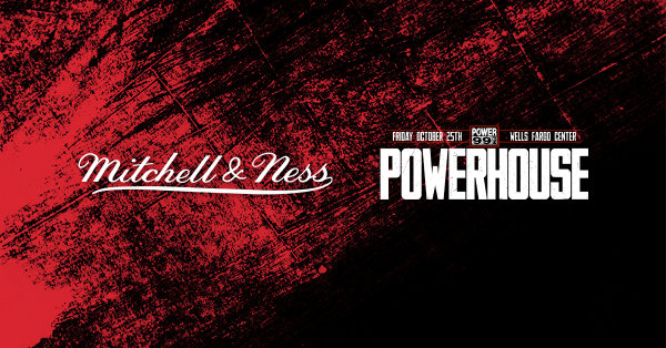 None - Mitchell & Ness is Giving You a Chance to Win Powerhouse Tickets!
