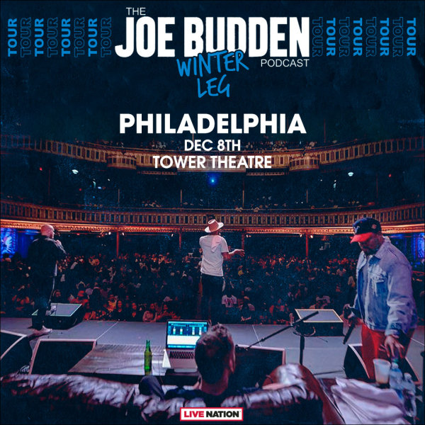 None - Win Tickets To See The Joe Budden Podcast @ Tower Theater