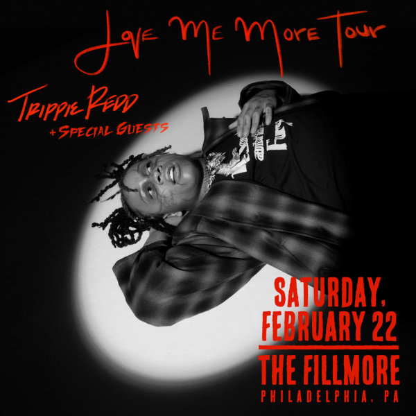 None - Win Tickets To See Trippie Redd @ The Fillmore!