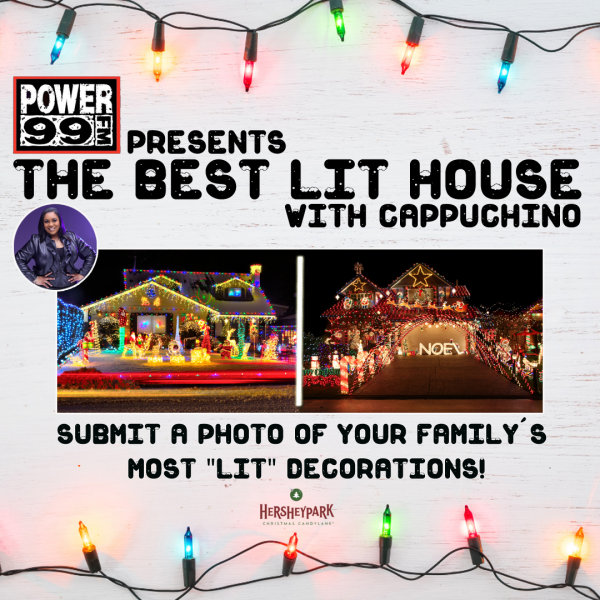 None - The Best LIT House! Win Hersheypark Candylane Prize Pack!