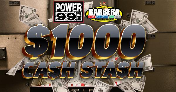 None - The $1000 Dolla Cash Stash Contest