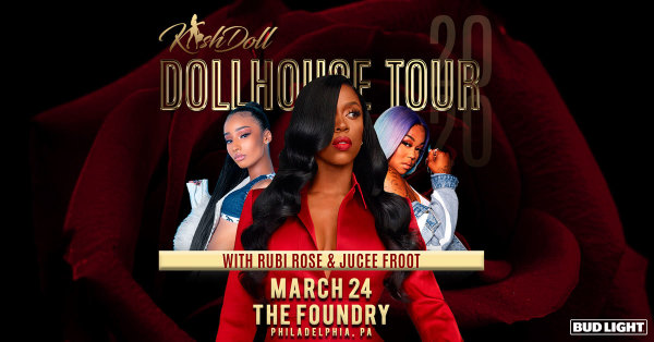 None - Register To Win Kash Doll Tickets!