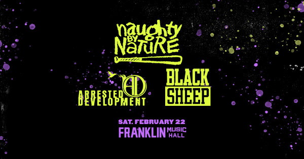 None - Register To Win Naughty By Nature Tickets!