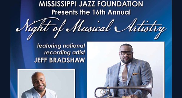 None - Experience A Night Of Musical Artistry With Jeff Bradshaw