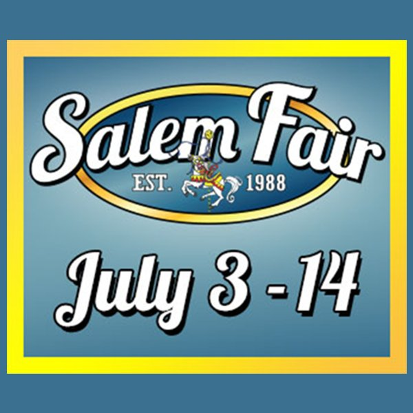 None - Steal STEVE's Passes to the Salem Fair!