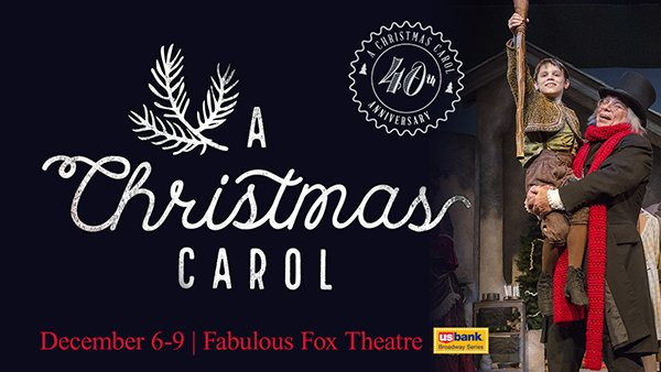 None - A Christmas Carol at The Fabulous Fox Theatre
