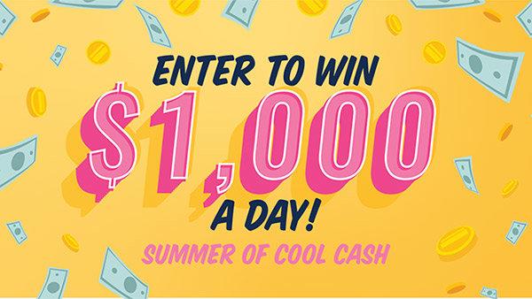 None - Summer Cash Contest