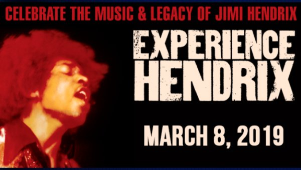 None - Experience Hendrix at the North Charleston Performing Arts Center