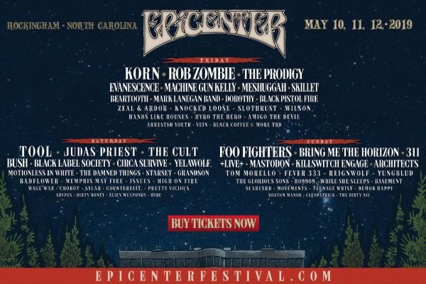 None - Epicenter