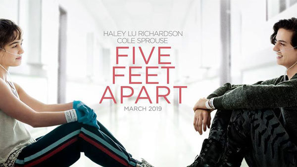None -      Ryan Seacrest's Five Feet Apart Premiere Flyaway Sweepstakes