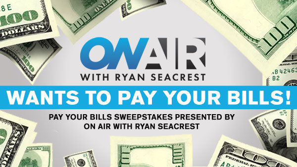 None -         Ryan Seacrest's Pay Your Bills Sweepstakes 2